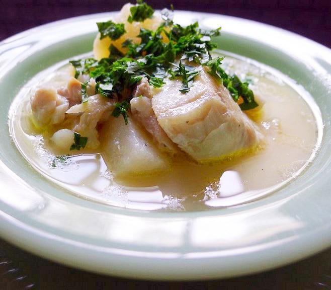 Fish Chowder – lactose free